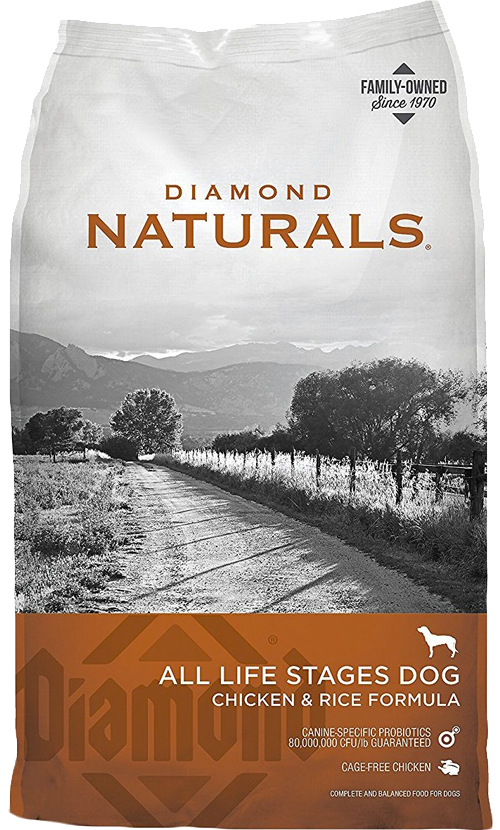 Diamond Naturals Chicken and Rice