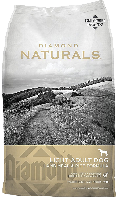 Diamond Naturals Light