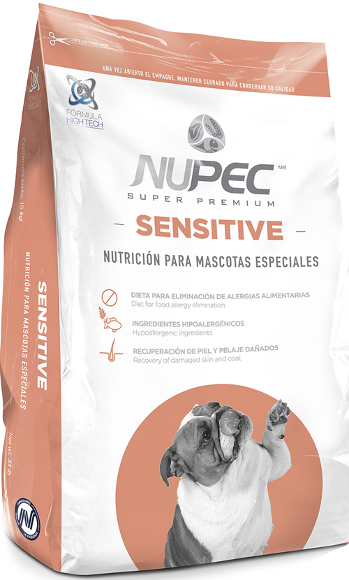Nupec Sensitive