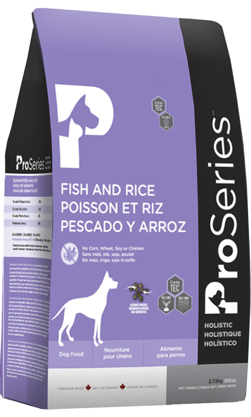 Pro Series Holistic Fish and Rice