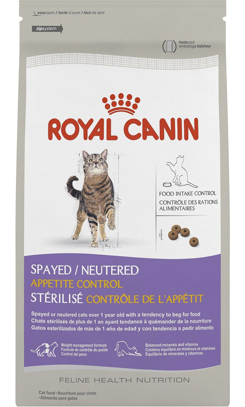 Royal Canin Spayed Neutered Appetit Control