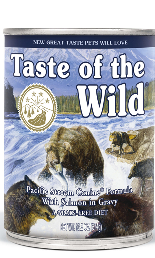 Caja de latas Taste Of The Wild Pacific Stream