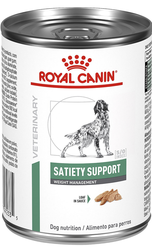 Latas Royal Canin Satiety Support