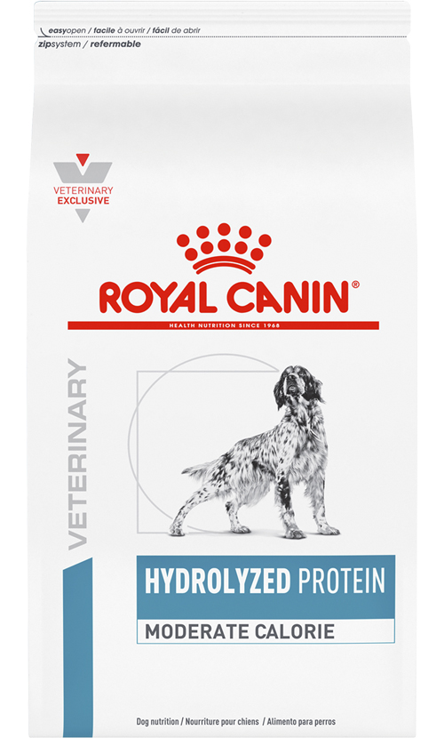 Royal Canin Hydrolyzed Protein Moderate Calorie